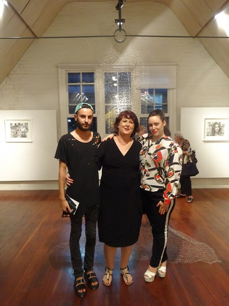Little Secrets Exhibition Opening - Patricia Casey at NG Art Gallery