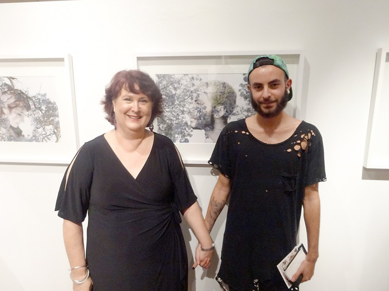 Little Secrets Exhibition Opening - Patricia Casey - NG Art Gallery