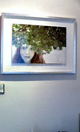 Photography, Montage, embroidery,